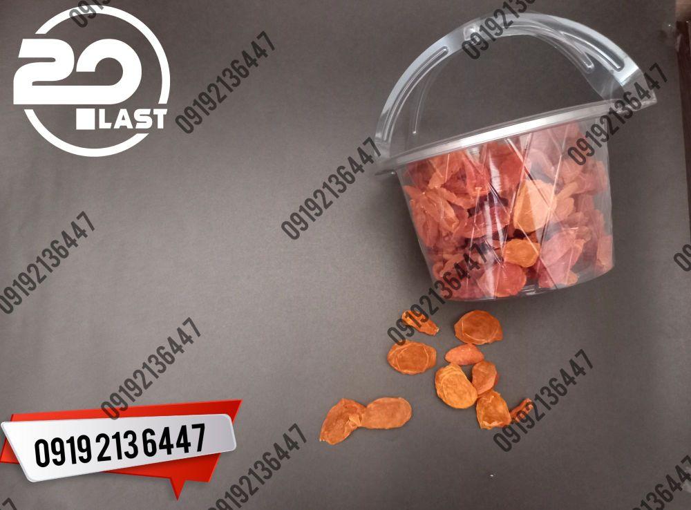ظروف یکبار مصرف بسته بندی شفاف درب دار
